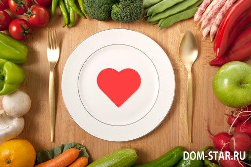 диета при сердечных заболеваниях