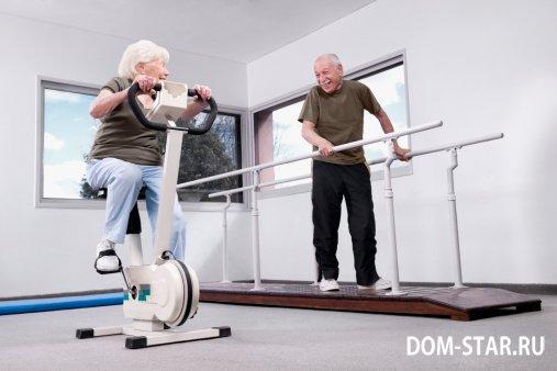 Кардиотренажер для пожилого человека для дома дома престарелых в саратове вакансии