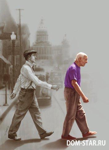 Шаткая походка у пожилых лечение